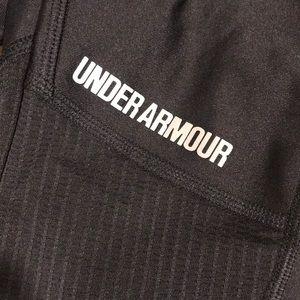Under Armour Pants - Under Armour heat gear capris leggings small